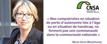 Election de Marie-Anne Montchamp à la présidence de la Caisse Nationale de Solidarité pour l'Autonomie  .jpeg